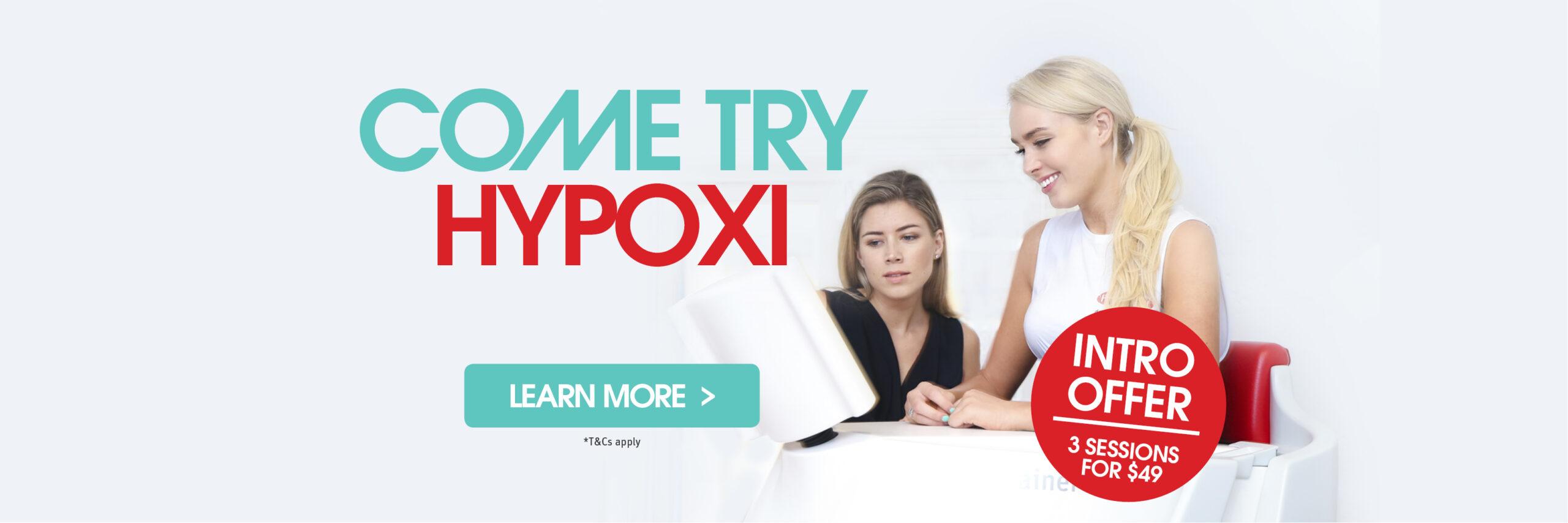 Hypoxi Studio Springfield Central
